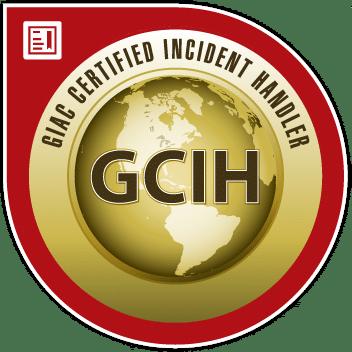 GCIH badge