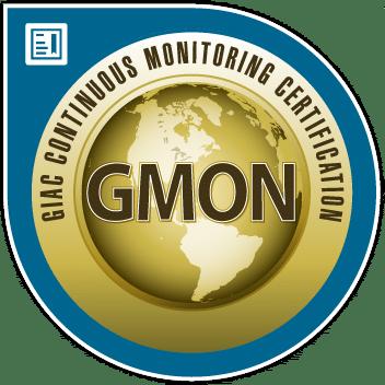 GMON badge