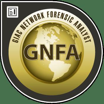 GNFA badge