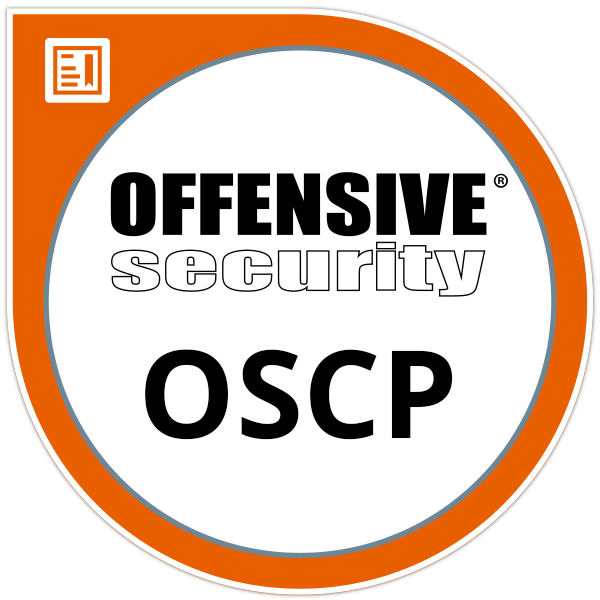 OSWE | Offensive Security Certified Professional. Certified to provide network penetration testing.
